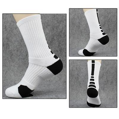 WOSAWE Breathable Cycling Sock Men Women Bike Socks Outdoor Sports Running Soccer Basketball Sport Socks Calcetines Ciclismo