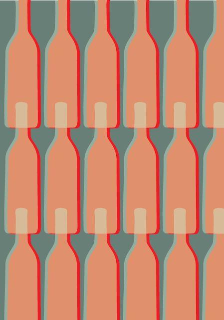 heges visuelle design: bottles