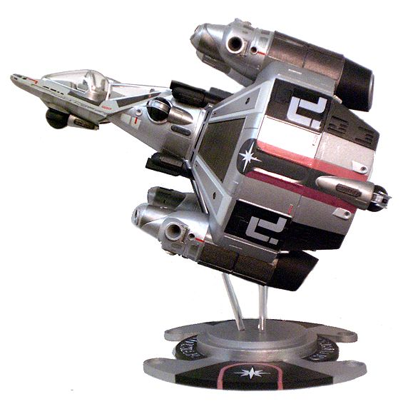 Gunstar Ultimate Resin Model Kit from The Last Starfighter