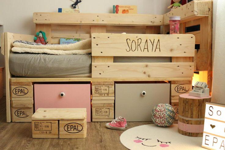 die besten 25 babybett selber bauen ideen auf pinterest kinderbett bettw sche nautisches. Black Bedroom Furniture Sets. Home Design Ideas