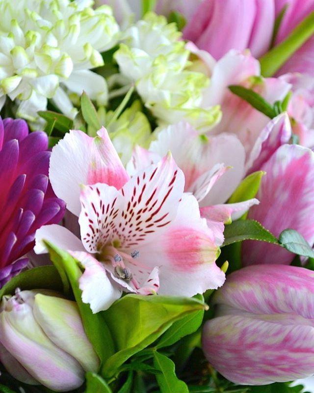Hyvää huomenta! Tänään talo täyttyy tyttöenergiasta, kun juhlitaan koululaisen synttäreitä🌸🎂🌸Good morning from the Birthday Party House! #synttärit #synttärijuhlat #tyttöenergiaa #kukat #kukkakimppu #birthday #girlenergy #flowers #birthdayflowers #flowerbouquet #blommor #födelsedag