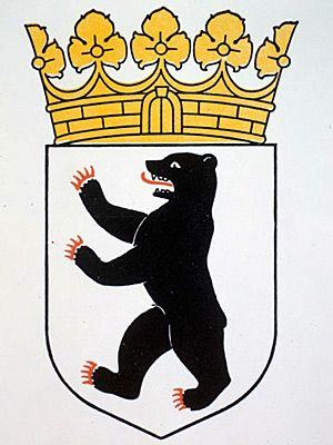 Logo for the city of Berlin