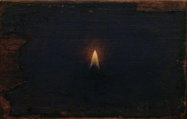 Christos Bokoros Flame (έργο συλλογής / collection`s artwork) | Felios Collection