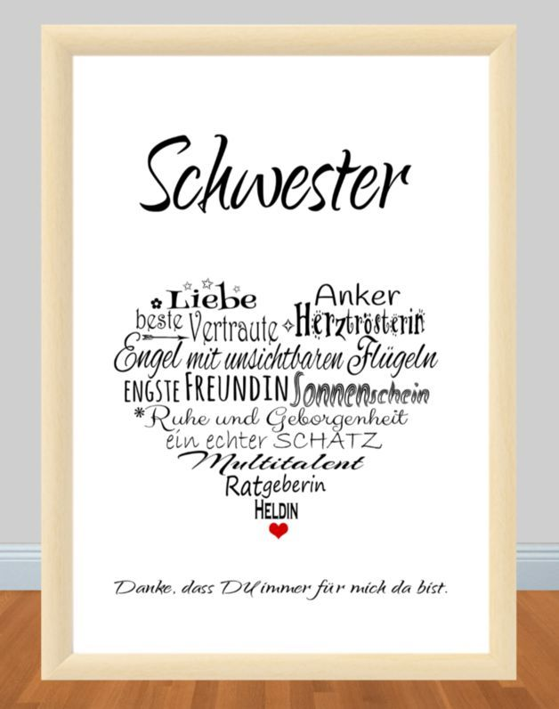 Pin Von Christine Bauer Auf Spruche In 2020 Geburtstag Schwester