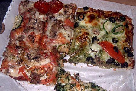Sicilian-style Pizza - Sicilian pizza - Wikipedia