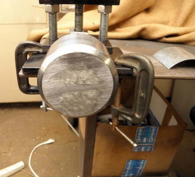Sheetmetal Round Anvil By Captainleeward Sheet Metal