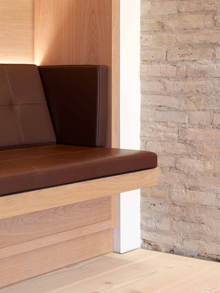 RAVN Arkitektur - Interiørdetaljer