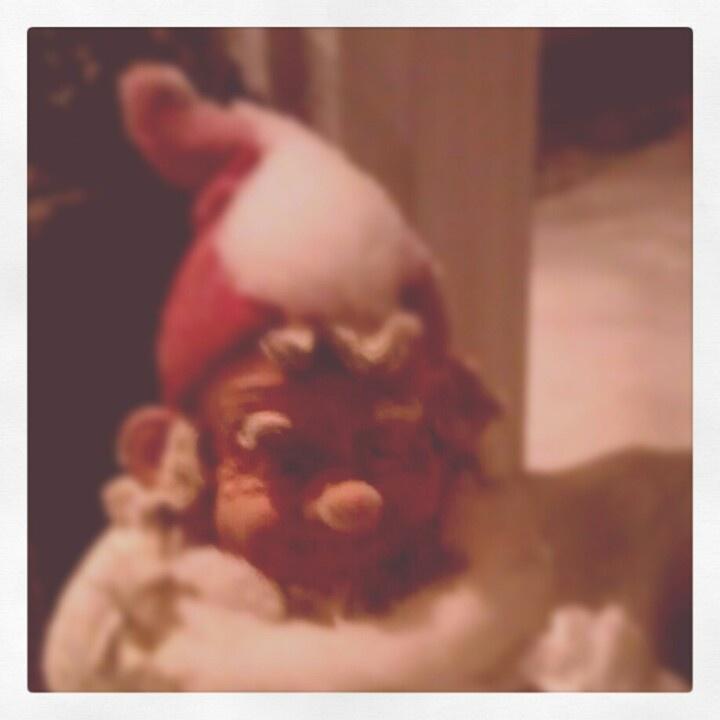Arne - our family santa:)