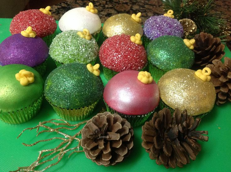 Cupcakes esfera