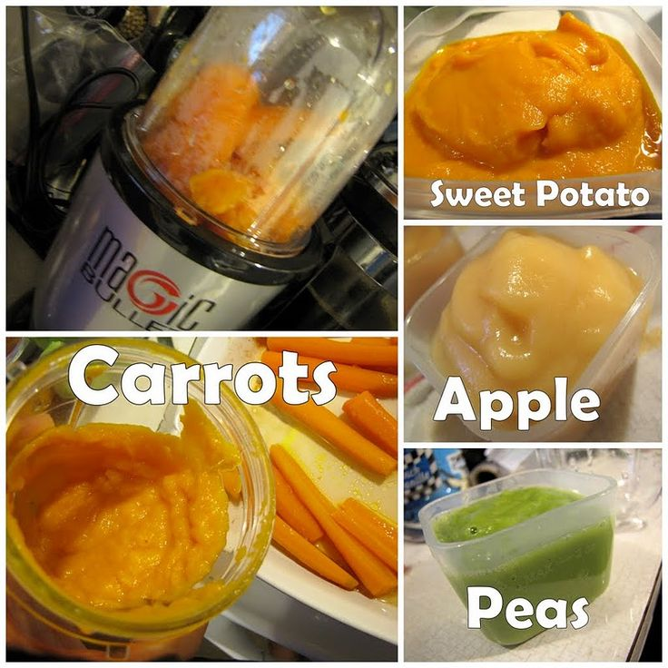 How to Make & Store Homemade Baby Food (Part 2: Cooking & Freezing)