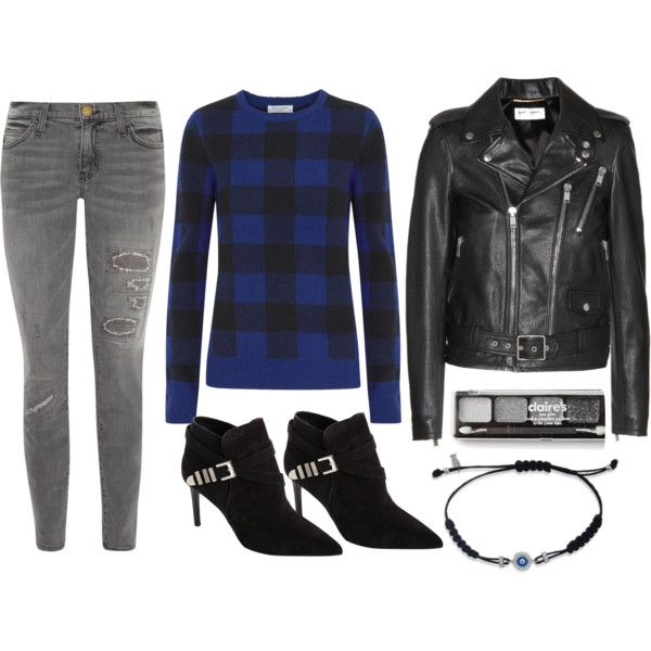 """""""Plaid and Kurshuni"""" by susie1971 on Polyvore"""