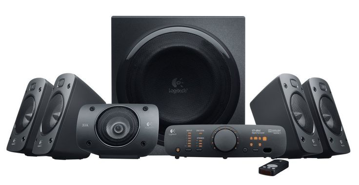 Logitech Z906 5.1 Surround Sound Speaker System $199.99 https://www.lavahotdeals.com/us/cheap/logitech-z906-5-1-surround-sound-speaker-system/318446?utm_source=pinterest&utm_medium=rss&utm_campaign=at_lavahotdealsus&utm_term=hottest_12