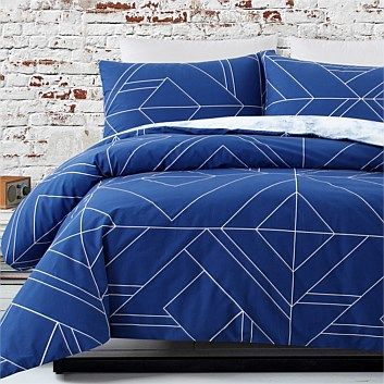 Briscoes - Urban Loft Monochrome Duvet Cover Set