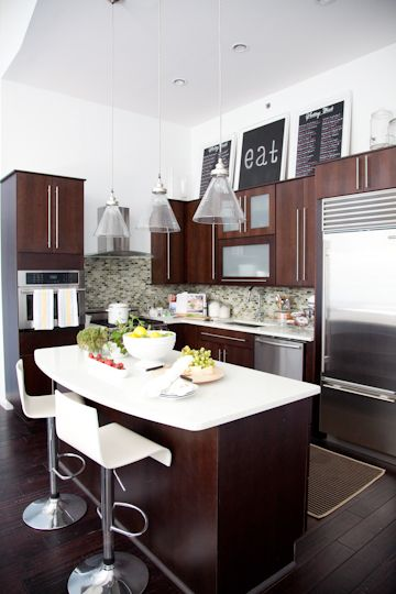 Best Beautiful Modern Kitchen But W Old World Touches Like The 400 x 300