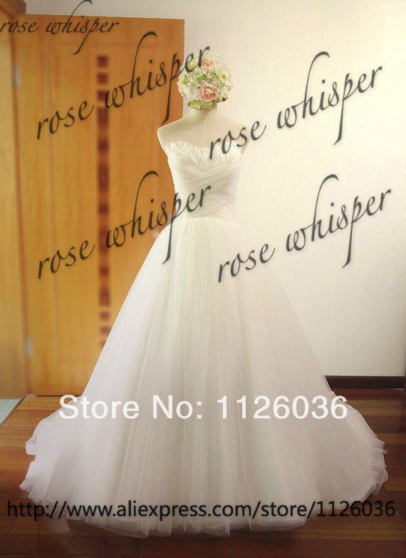 Real Fotos Vestido de Casamento Personalizado Pena Busto Plissado Organza A Linha Lace Up Voltar Vestido De Casamento vestido de Noiva Rose Sussurro(China (Mainland))