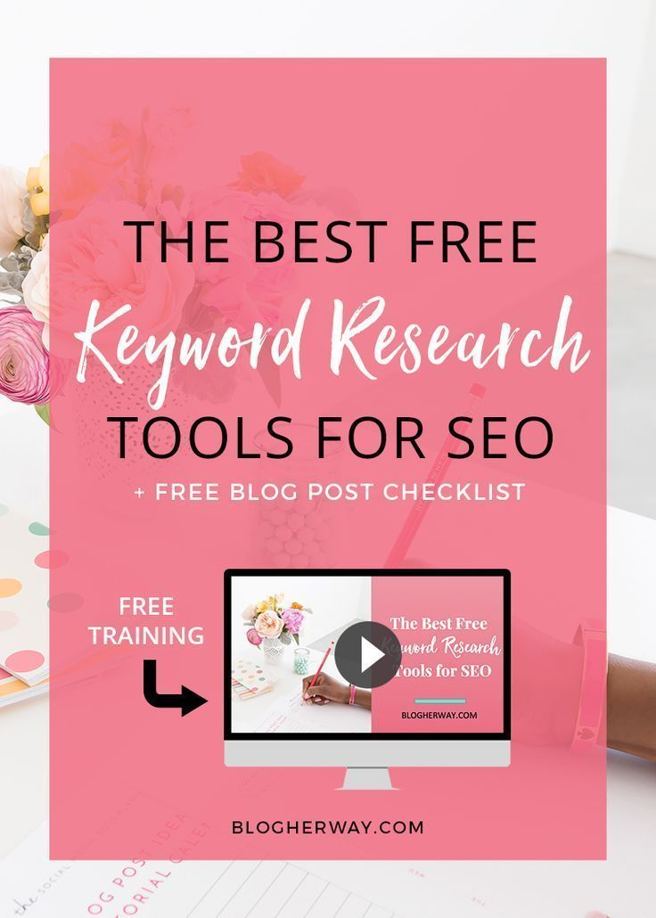 The Best Free Keyword Research Tools For SEO Seo, Seo