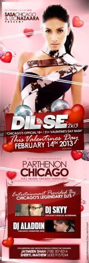 Valentine's Day in Chicago by Chicago Indian Events in Chicago area