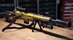 Resultado de imagen de Nerf N-Strike Longshot CS-6  Sci-Fi mod