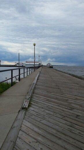 Government dock # north bay, Ontario