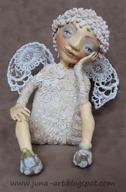 Куклы  Юлии Назаренко  Julia Nazarenco