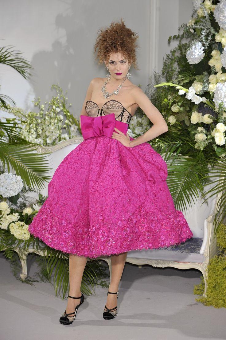 Lujoso Vestido De Novia De La Vendimia Dior Fotos - Colección de ...