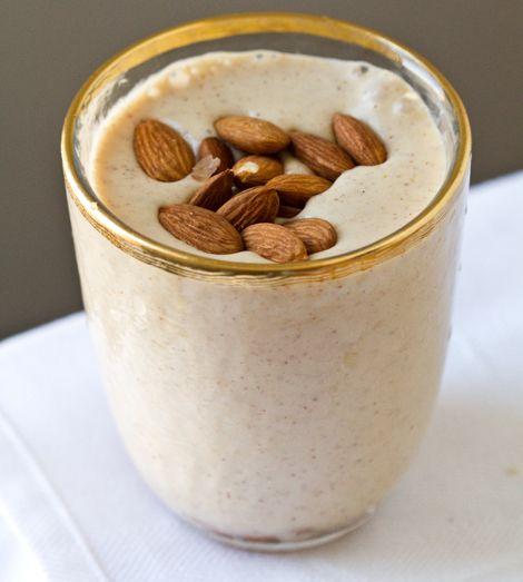 Almond Shake!