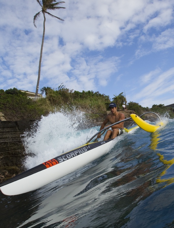 C Lion Outrigger Canoe 25+ best ideas about O...