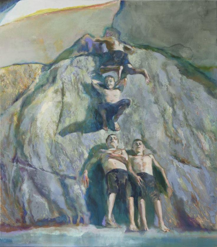 Αλέξης Βερούκας. Ο θερινός βράχος της Ύδρας