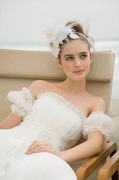 おしゃれに決めたい❤マーメイドドレス・スレンダードレスにオススメのロングヘアさんの髪型・お団子の参考一覧❤