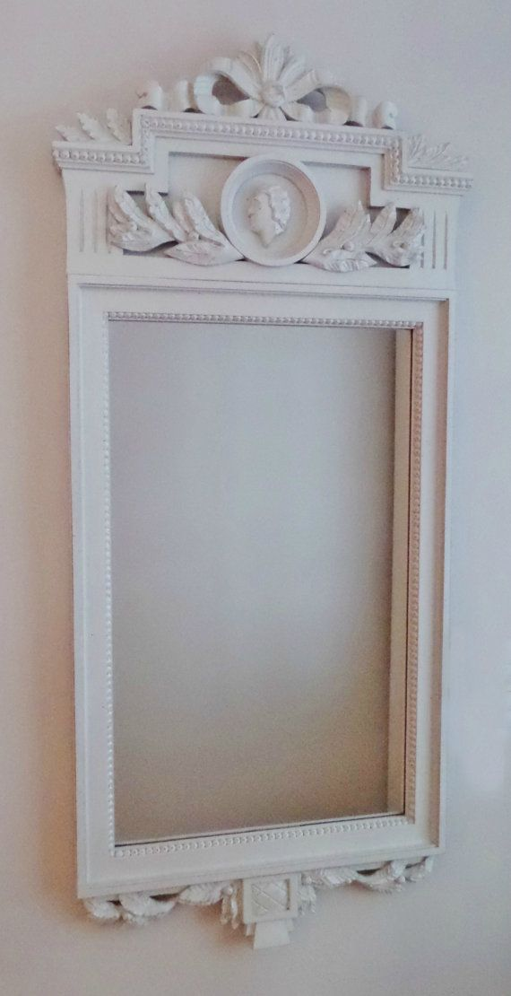 Swedish Gustavian Style Mirror by Henhurst on Etsy