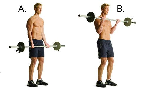 Barbell Curl http://www.menshealth.com/fitness/body-you-want-in-28-days/slide/12
