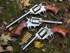 Ruger Single-Seven 327 Federal Magnum Single-Action  7 shot Revolver