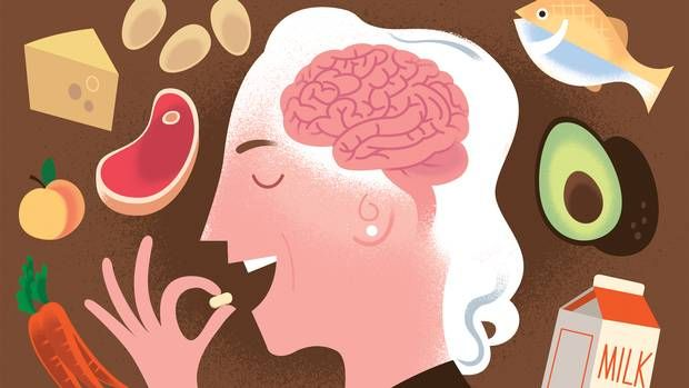 Protecting your aging brain with vitamin B12 - The Globe and Mail