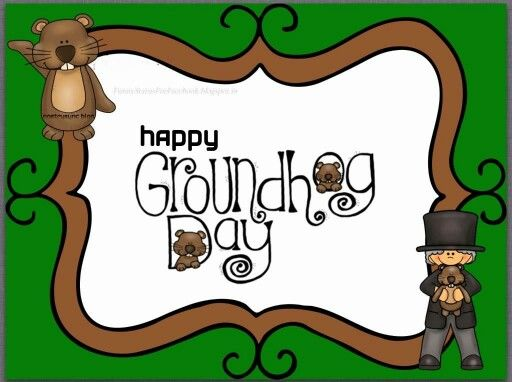44 Best Images About Ground Hog Day February 2nd On
