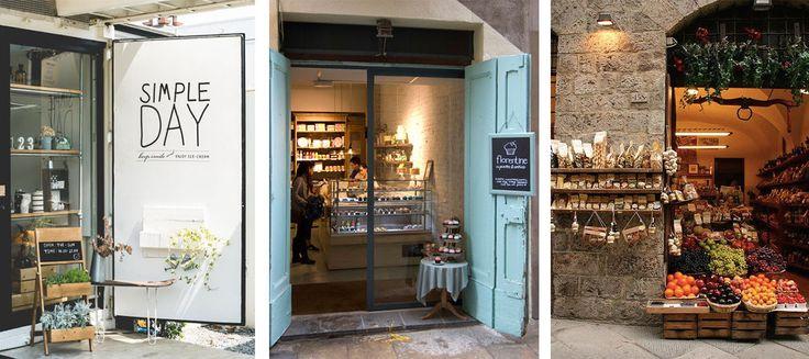 Consejos e ideas para el diseño de tiendas pequeñas con encanto. Como aprovechar al máximo el espacio y la decoración