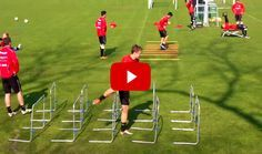 Soccer Circuit Training by Eintracht Frankfurt. The best videos and articles on the web for football coaches.