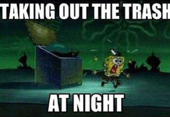 I remember this episode of Spongebob so clearly. It was on all the time. And I…