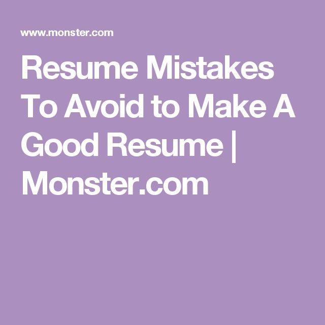 54 Best Cl/Resumé/Interview Tips Images On Pinterest | Job