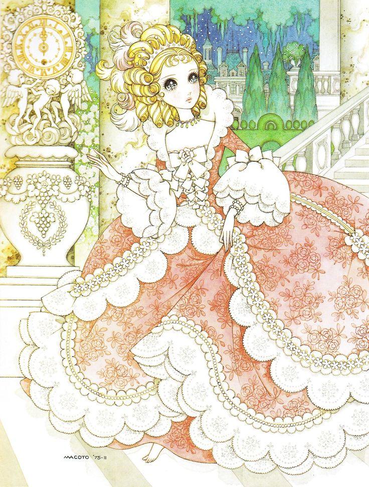 高橋真琴:シンデレラ 1975 macoto takahashi:Cinderella 1975
