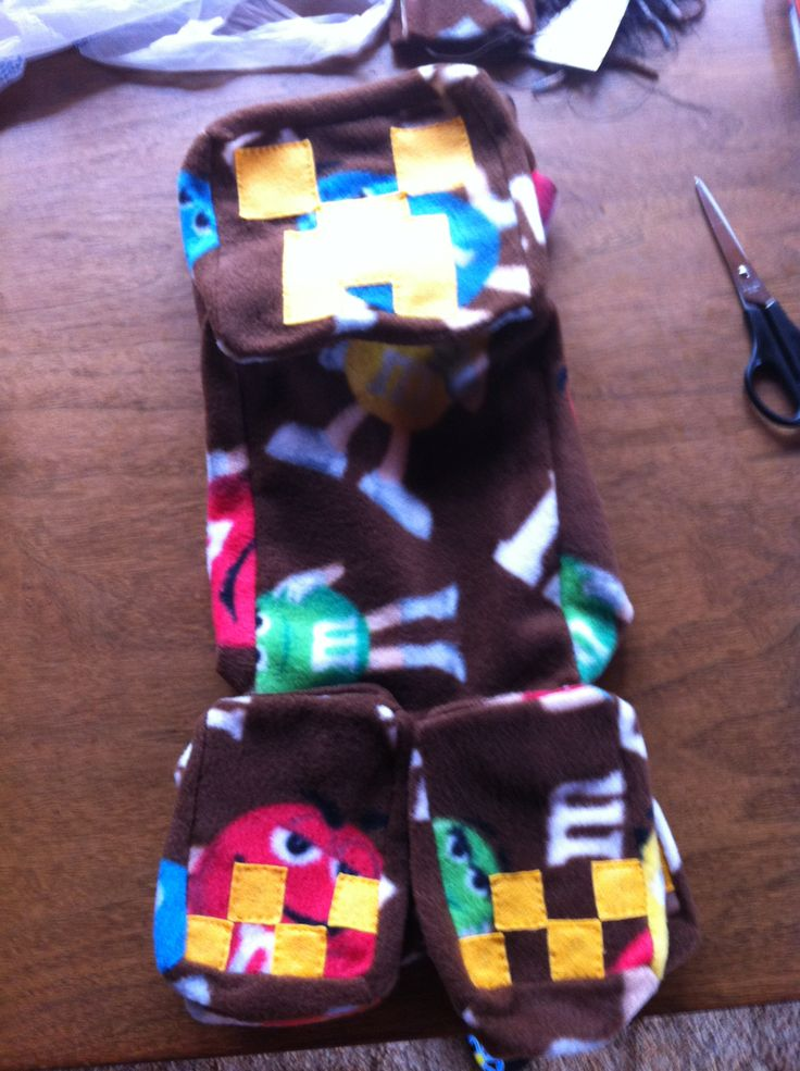 """AWESOME -M&Ms Candy- ALLOVER PATTERN MINECRAFT CREEPER PLUSH!! SO yummmyyyyy (D'awww >W<) In progress! *Approx. 20""""-22"""" tall when completed. WILL BE FOR SALE WHEN FINISHED. Made of fleece and stuffed with fiberfill! EXTRA SUPER COZZZYYYY!!! ♥ --- PERFECT for HUGGGGSSSSSSSssssssssssss *winky wink* ;) --- Project takes about 2 weeks on average to complete. $50.00 + $5.99 shipping anywhere in USA! These can also be custom made in just about *ANY* team you'd like! :D"""