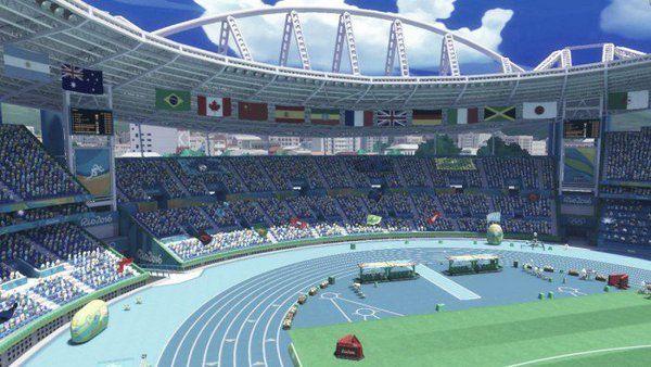 Engenhão aparece na capa do jogo Mario & Sonic at the Rio 2016 Olympic Games Engenhão