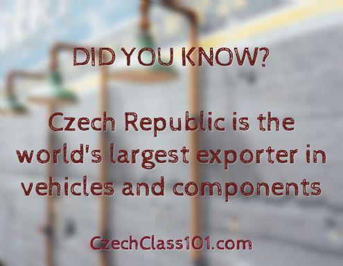 Click here to learn more about Czech culture: http://www.czechclass101.com/index.php?cat=4 #Czech #learnCzech #CzechClass101 #CzechRepublic
