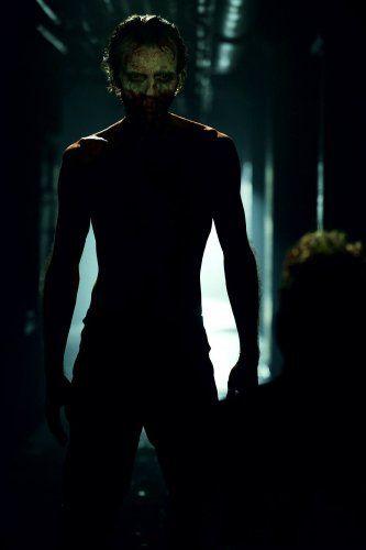 Richard Brake in Rob Zombie's 31. Incredible villain.