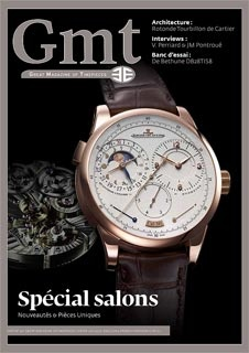 GMT Great Magazine of Timepieces
