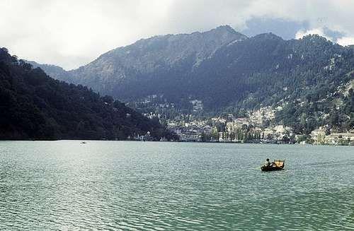 Nainital: Glimpses of Himalayas