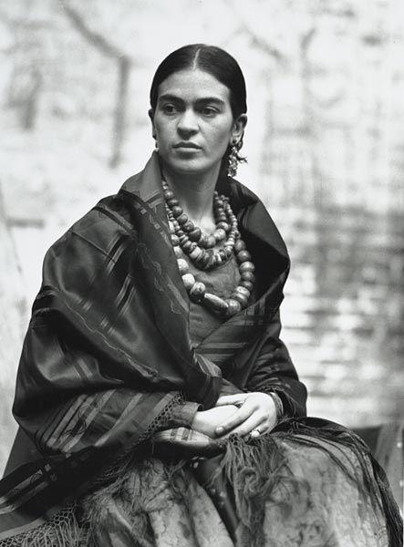 Frida by Edward Weston.