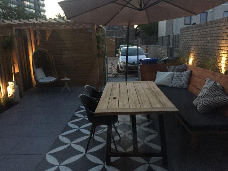 #tuin#vt wonen tegels #lounge #ontspannen