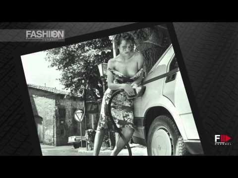 """""""PIRELLI CALENDAR 2014"""" By Helmut Newton by Fashion Channel - YouTube"""