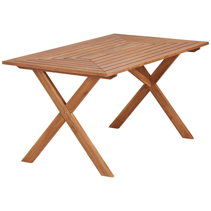 """Nantucket 61"""" Wide Natural Wood Outdoor Picnic Table - Style # 22V77"""