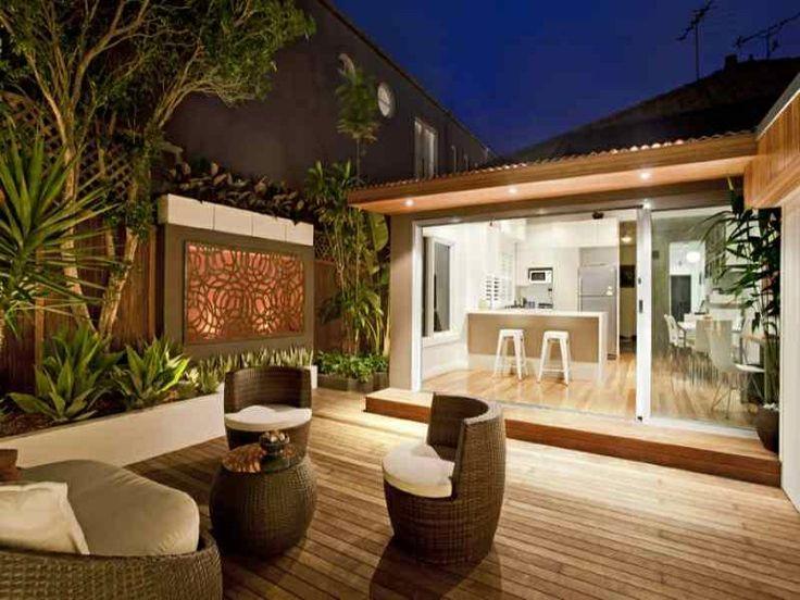 Outdoor living inspiration #timberdeck #openalfresco #outdoorliving #craigmasseycarpentry #inspiration